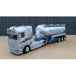 Exclusive Scania Hans...