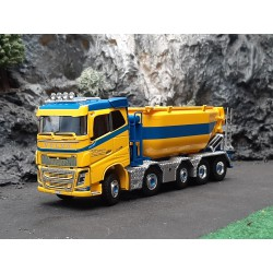 Tekno Volvo FH4 low roof De...