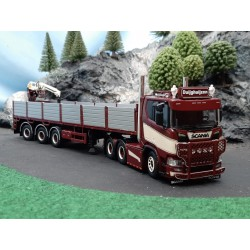 Tekno Scania NGS R650 plat...