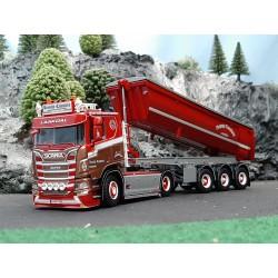 Tekno Scania NGS R plat dak...