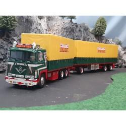 Tekno Scania 140 Bilspedition