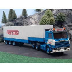 Tekno Scania 142H Nor-Cargo