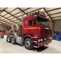 WSI Scania 143 M 450...