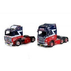 Tekno Scania 142 + Scania R...