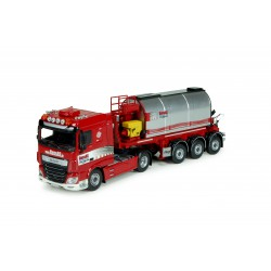 Tekno Daf XF SpaceCab with...
