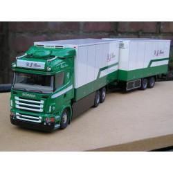 Tekno Scania R5 highline DJ...